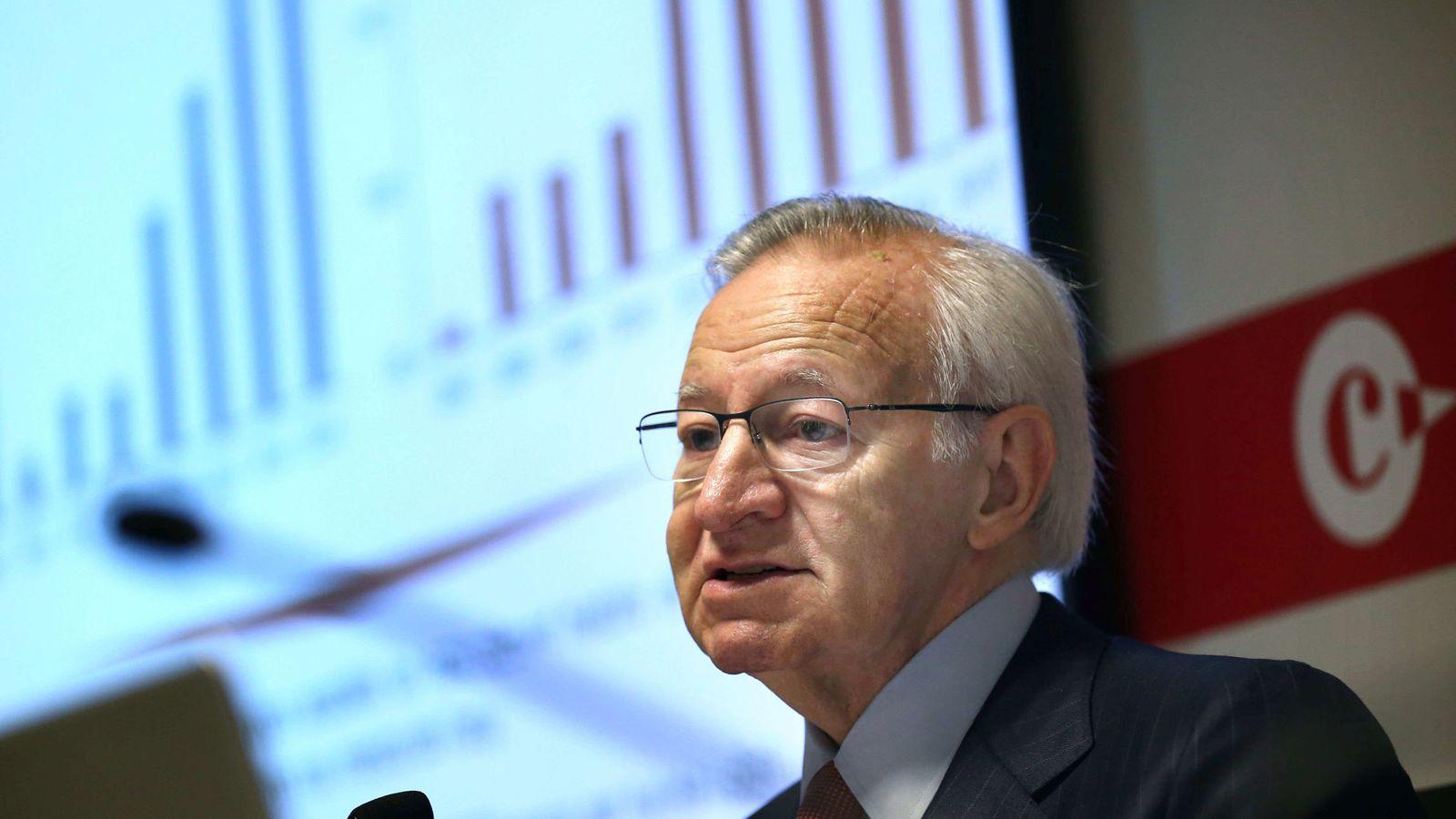 Foto: El presidente de la Cámara de Comercio de Barcelona, Miquel Valls. (EFE)