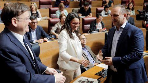 Puig cede una vicepresidencia a Podemos para garantizarse la investidura