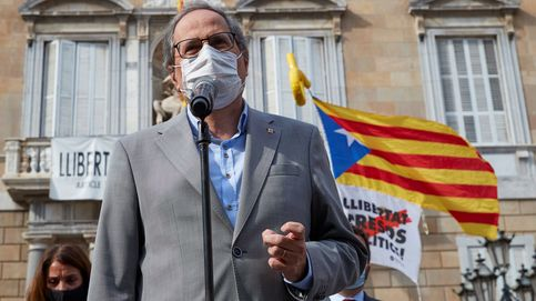 El Constitucional mantiene inhabilitado a Torra, que recurrirá ante Europa