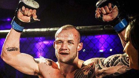 Joshua Herdman, de 'Harry Potter' a violento luchador de MMA