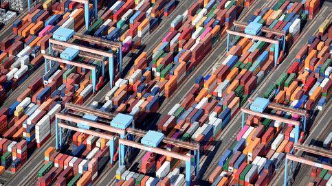 Las exportaciones de la eurozona se hunden casi un 30% en abril por el Covid-19