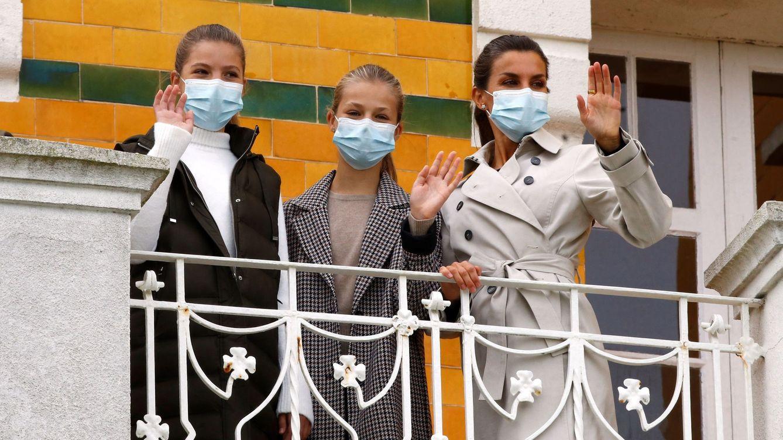 Letizia, Leonor y Sofía: ¿quién tiene más tirón mediático? Google nos da la respuesta