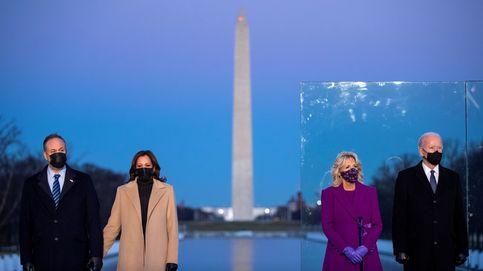 El significado de los últimos looks de Jill Biden, Kamala Harris y Lady Gaga
