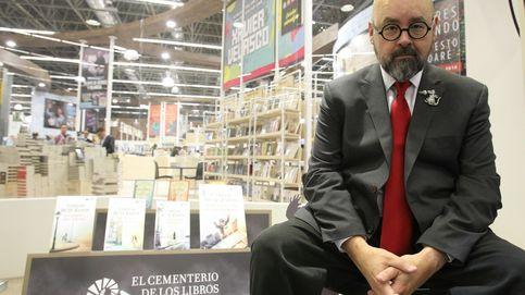 Zafón contra Reverte:  estalla la guerra de los 'best sellers'