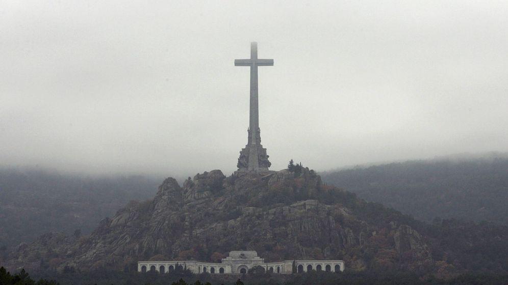 Foto: El Valle de los Caídos. (Getty)