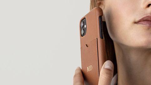 Massimo Dutti y las fundas de Iphone de piel y personalizables que gritan lujo