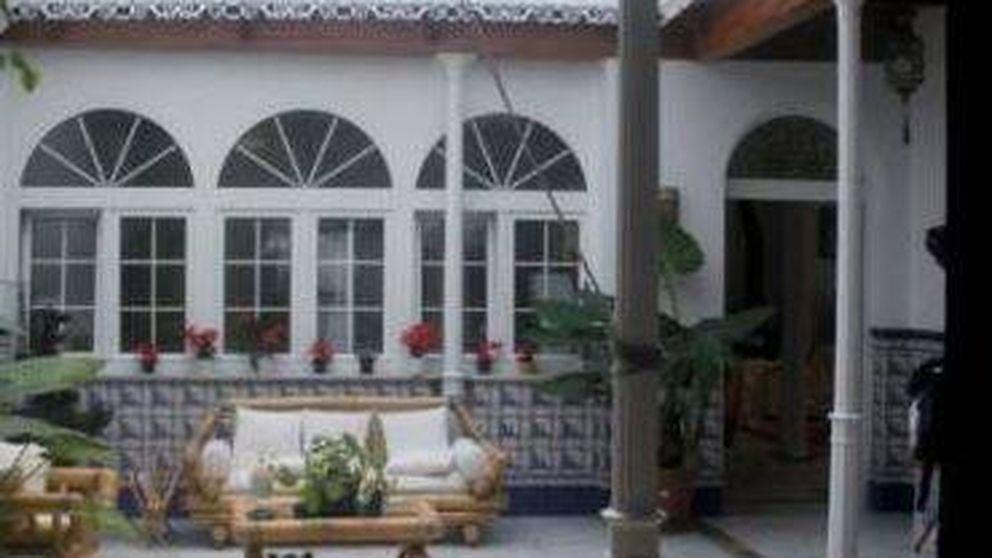 Así es la casa que Alfonso Diez vende en Sanlúcar de Barrameda