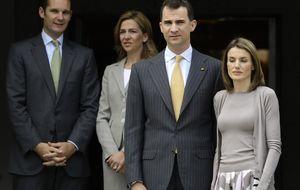 La infanta Cristina renunciará a sus derechos en las próximas semanas