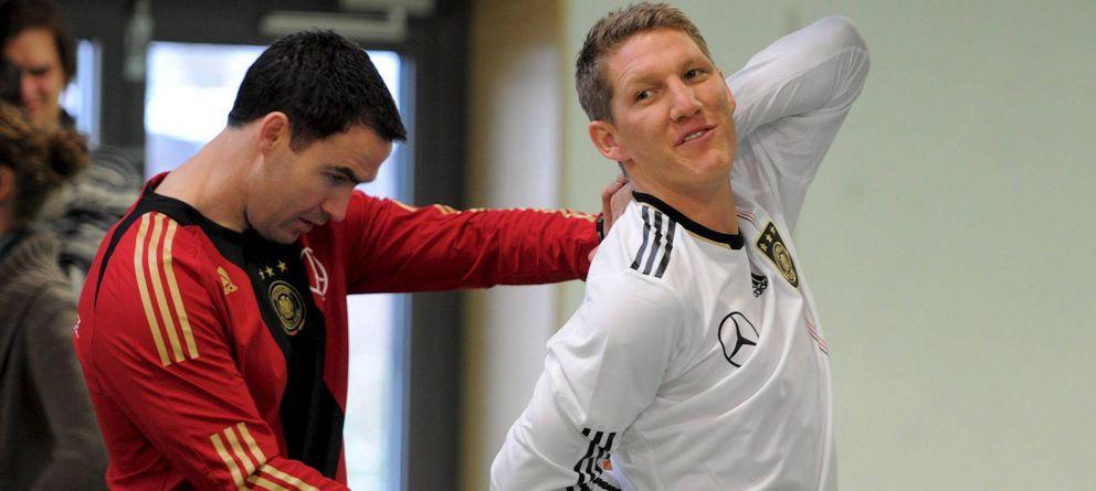 Arsène Wenger ficha al 'secreto' de Alemania para terminar con las lesiones