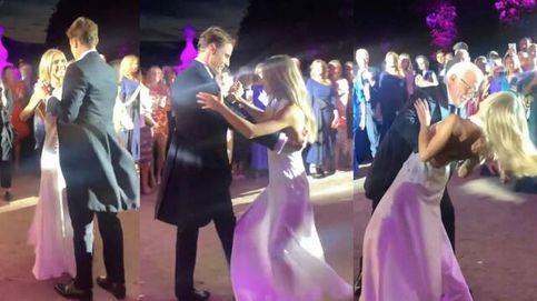 La celebración de la boda de Bárcena: segundo vestido, caballos, menú...