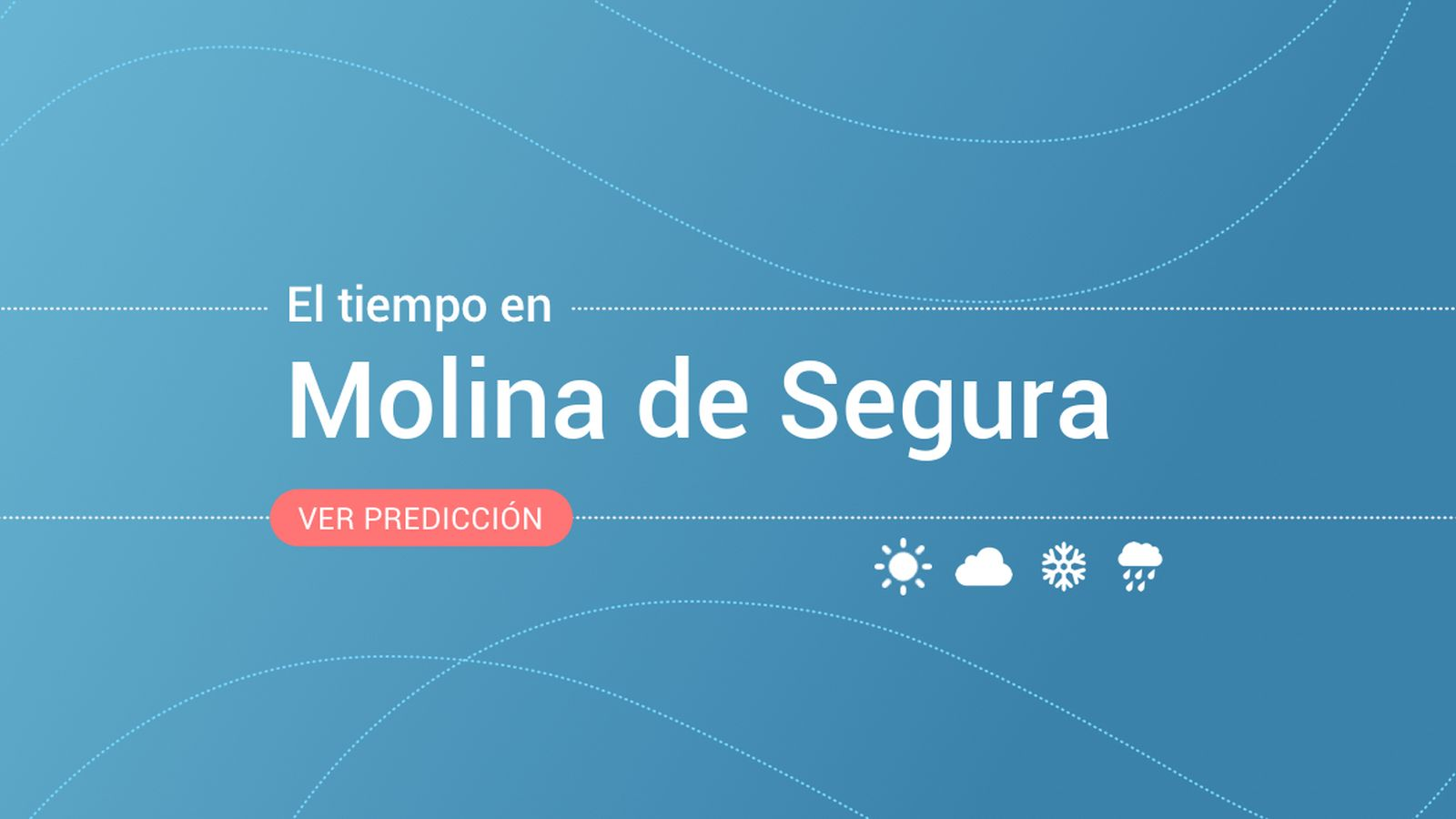 Foto: El tiempo en Molina de Segura. (EC)