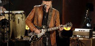 Post de Neil Young demanda a Donald Trump por usar su música en los mítines