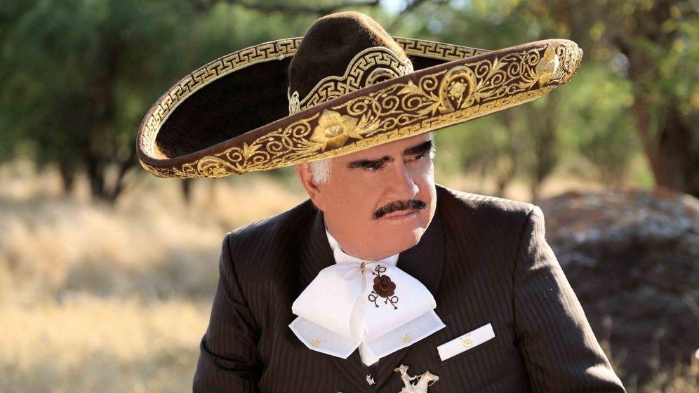 Foto: Vicente Fernández es uno de los artistas más famosos de la historia de México