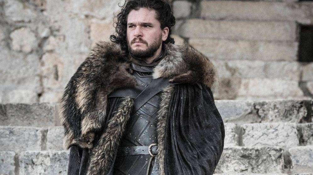 Foto: Jon Snow, en el final de 'Juego de tronos'. (HBO)