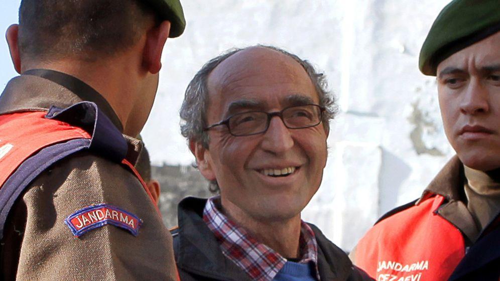 Foto: El escritor turco alemán Dogan Akhanli, arrestado en una foto de archivo. (EFE)