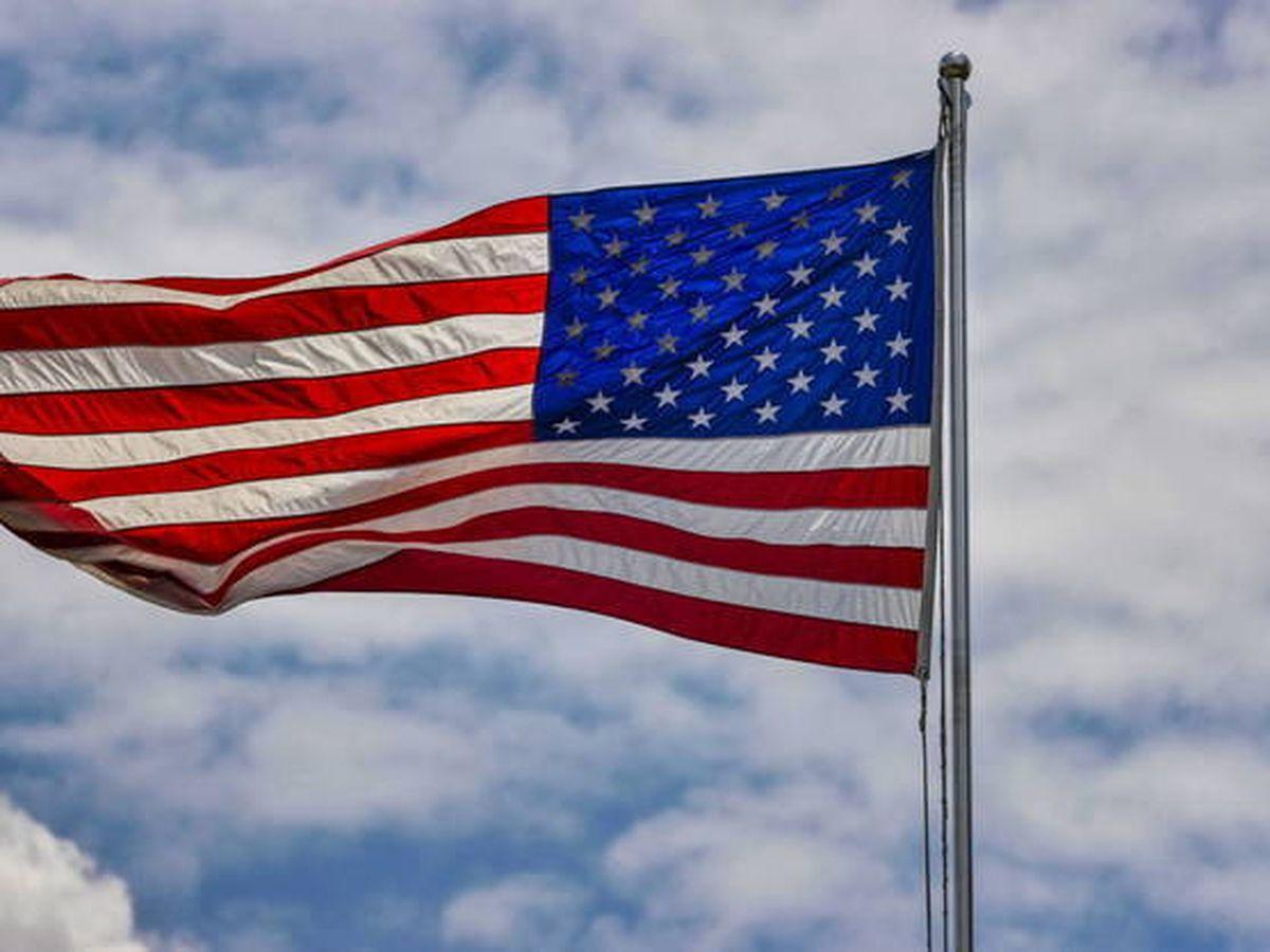 Foto: Bandera de EEUU. (Reuters)