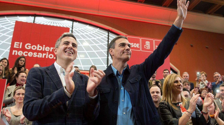 Sánchez: Trabajar por la unidad de España es unir a los españoles y no enfrentarlos