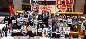 Aguirre reparte 'soles' en un deslucido homenaje a los mejores cocineros de Madrid