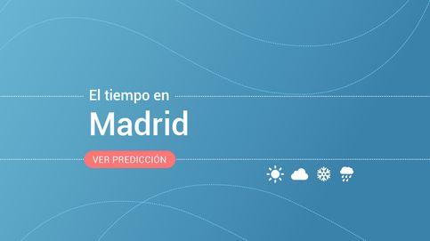 Previsión meteorológica en Madrid: alerta naranja por lluvias y tormentas