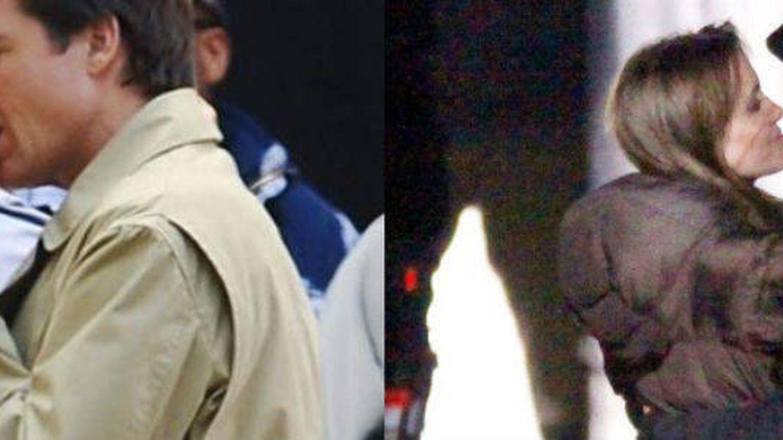 Las dos imágenes utilizadas para hacer el montaje de la revista 'Star'.