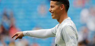 Post de Las razones para apostar por James o cómo sacar al Real Madrid de la mediocridad