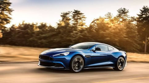 Aston Martin Vanquish S, una joya de 600 CV