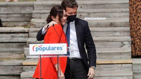 Ayuso exhibe su candidatura y la fuerza del PP: El 4-M España y Madrid se juegan todo