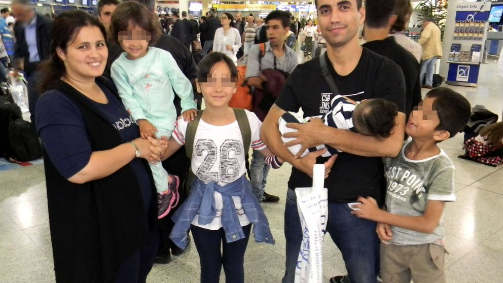 Llegan a España 20 refugiados: irán a Cataluña, Aragón y Andalucía
