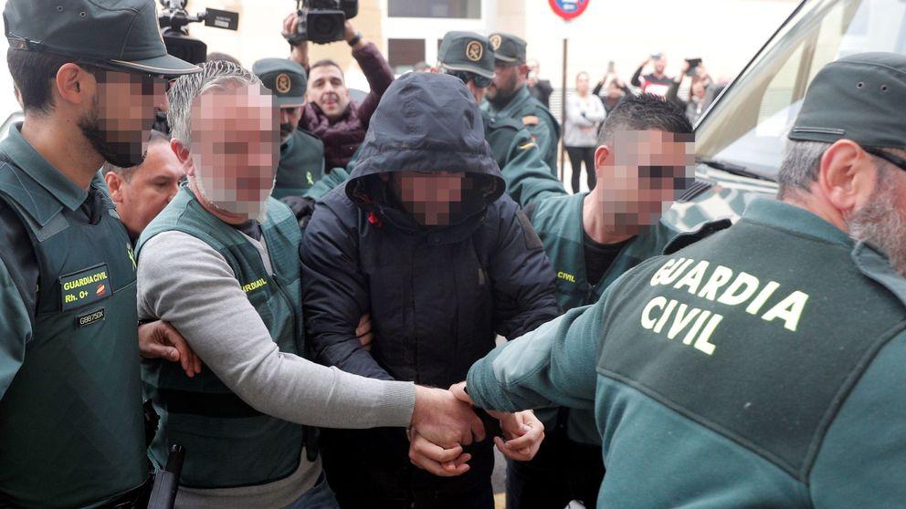 Prisión provisional sin fianza para el supuesto autor de la muerte de Marta Calvo