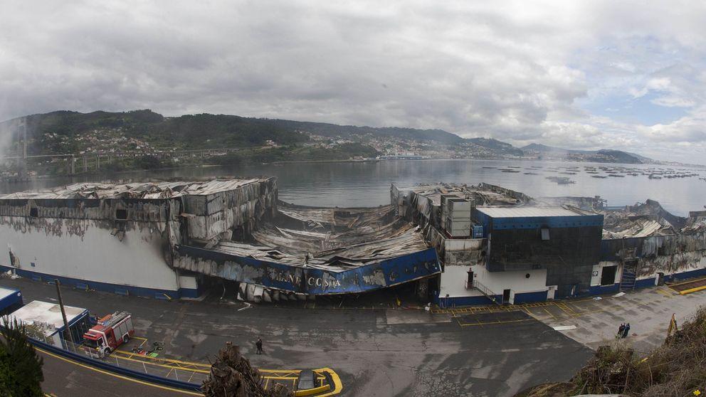 La pugna de Emergencias y bomberos llevó a Vigo al borde de una catástrofe