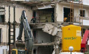 Cuatro obreros fallecen en el derrumbe de un hotel en Palma de Mallorca