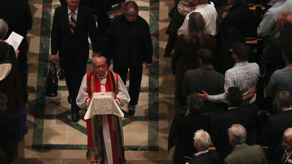 Enterrado en la catedral de Washington un símbolo de derechos homosexuales