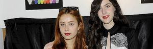 Brianda Fitz-James y Miranda Makaroff despiden el verano en Sotogrande