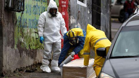 Más de 230.000 contagiados en un solo día, el nuevo récord que registra la pandemia