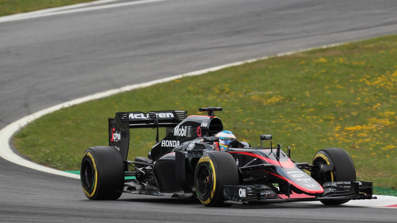 Un día un poco caótico: McLaren y Honda siguen marcando mínimos
