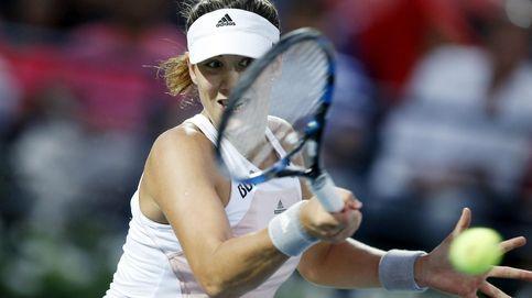 Carla Suárez y Garbiñe Muguruza salvan el honor español en Indian Wells