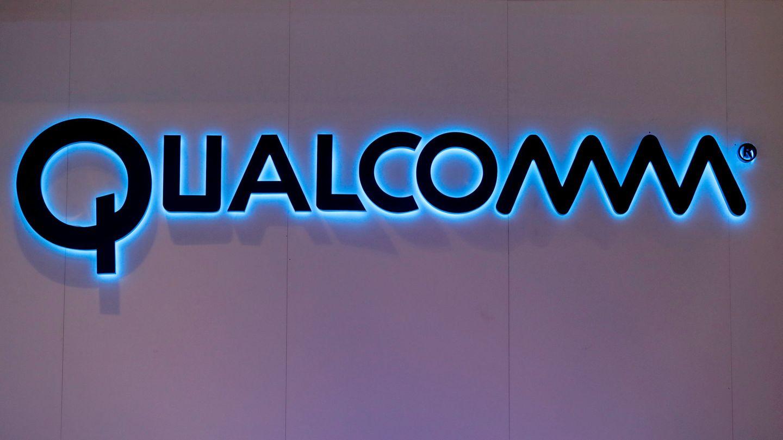 Logotipo de Qualcomm. (Reuters)