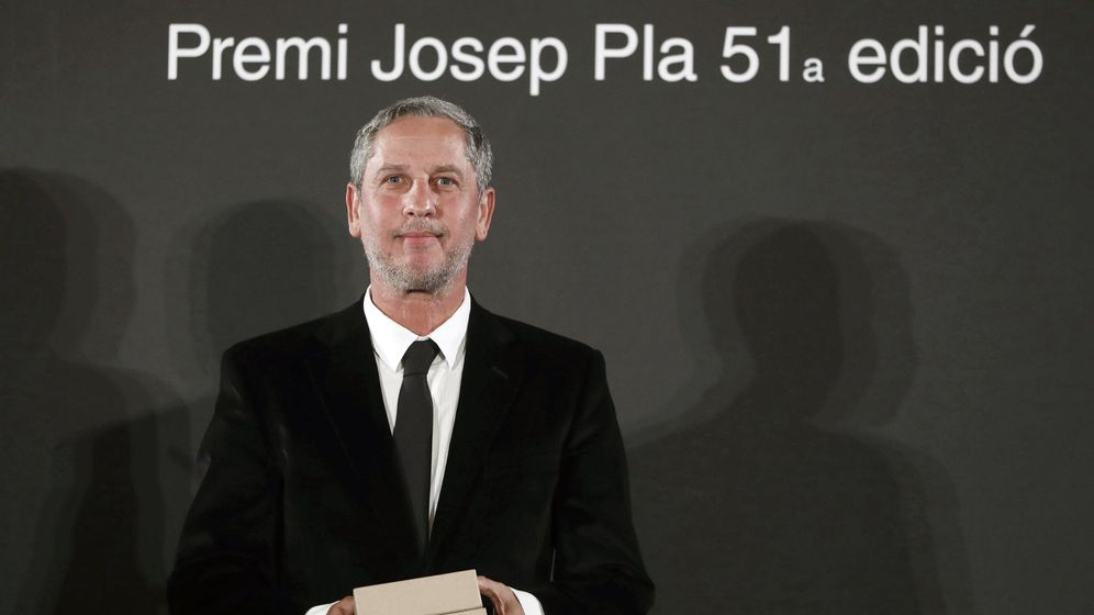 Foto: El escritor argentino Guillermo Martínez, ganador del Premio Nadal. (EFE)