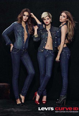 Levi's crea el jean perfecto