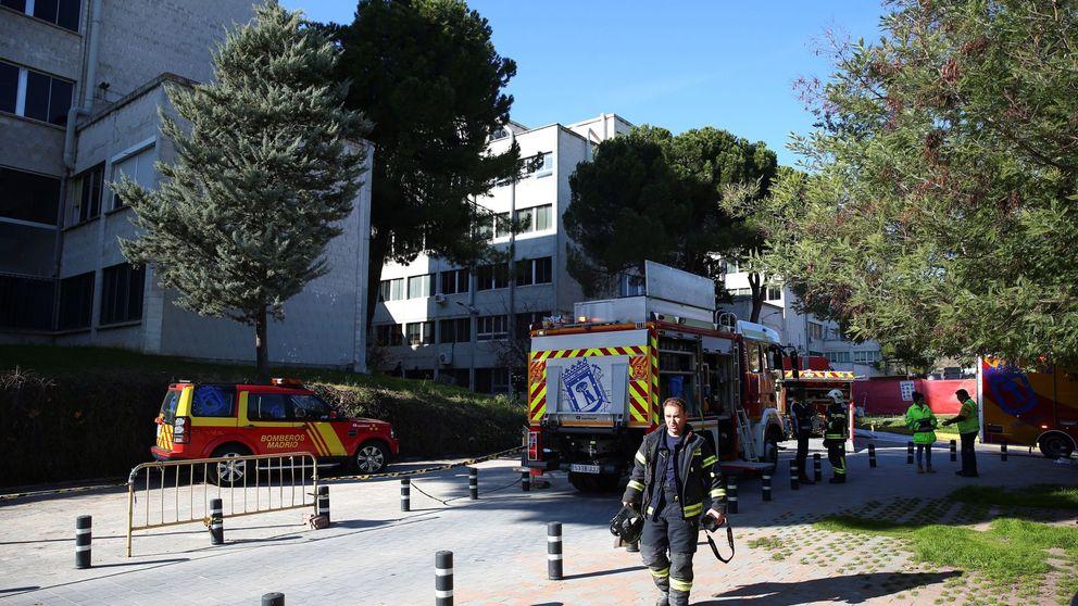 Una persona muerta y otra herida grave en un incendio en un piso de Madrid