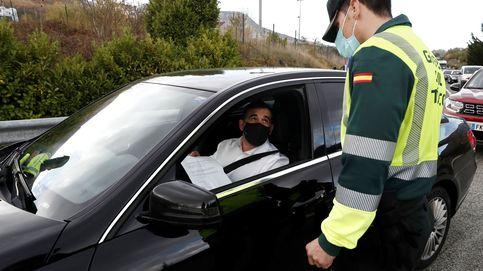 Multan a un gallego con 13 puntos del carnet y 2.000 euros de multa
