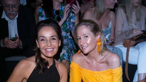 Fiona Ferrer tiene el look de front row perfecto para las fiestas de verano