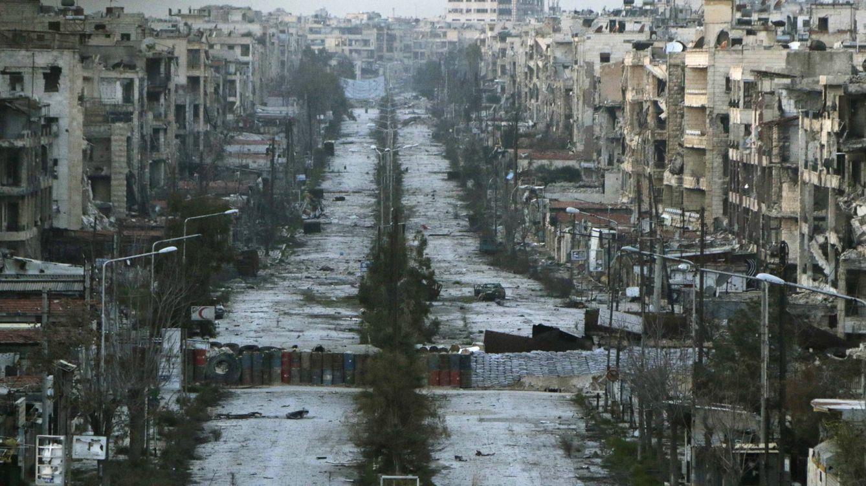 Las ambiciones por la reconstrucción de Siria enfrentan a los aliados de Al Asad