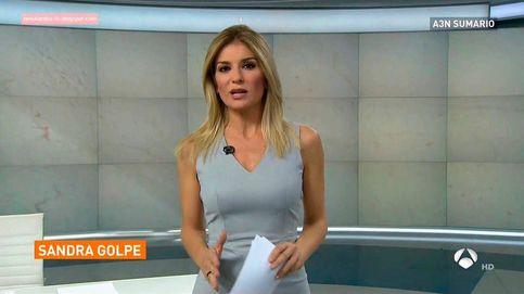 Sandra Golpe se disculpa por este error de bulto en 'Antena 3 noticias'