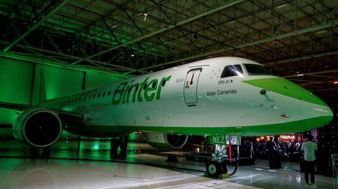 Binter cancela temporalmente el reembolso de los billetes por la intensidad de la crisis