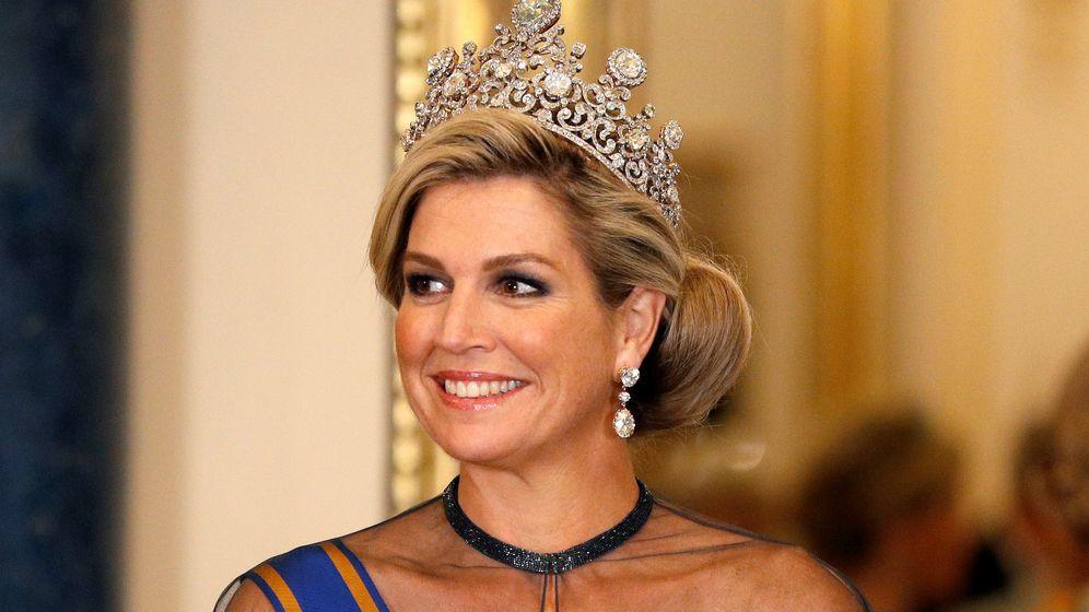 Foto: La reina Máxima en una imagen de archivo. (Reuters)
