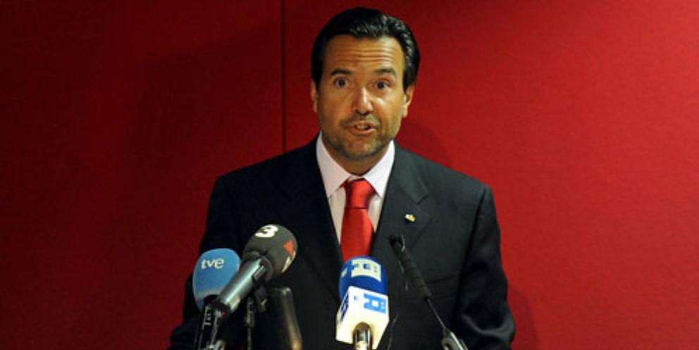 Foto: Horta-Osorio vuelve al trabajo tras 9 semanas de baja y un 15% de caída de Lloyds en bolsa
