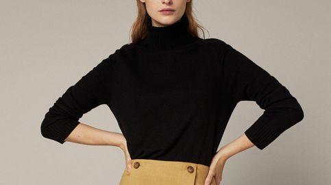 La falda de Massimo Dutti que sienta bien a todas y con la que presumir de vientre plano