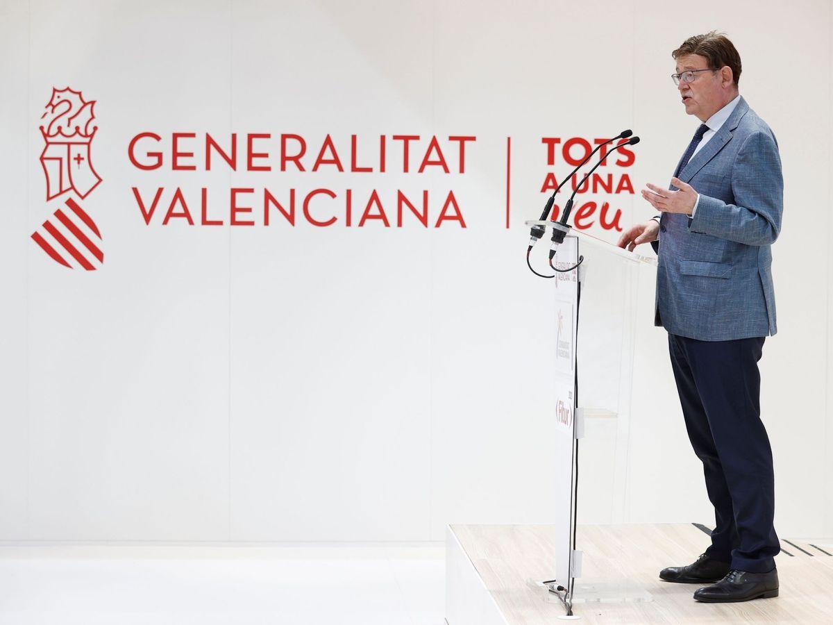 Foto: El presidente valenciano, Ximo Puig. (EFE)
