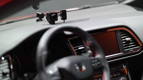 Dentro del coche conectado 'anticafres': esta es una de las genialidades del Mobile